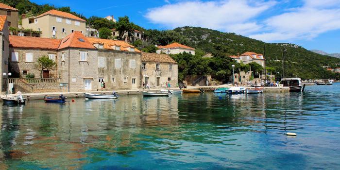 Where To Go In Croatia | Elafiti Islands near Dubrovnik