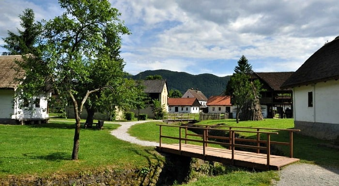 14 enchanting villages in Croatia|Kumrovec in Croatia