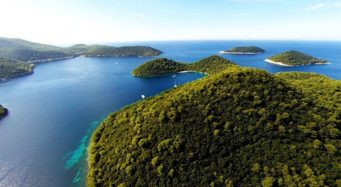 14 enchanting villages in Croatia|Lastovo Island