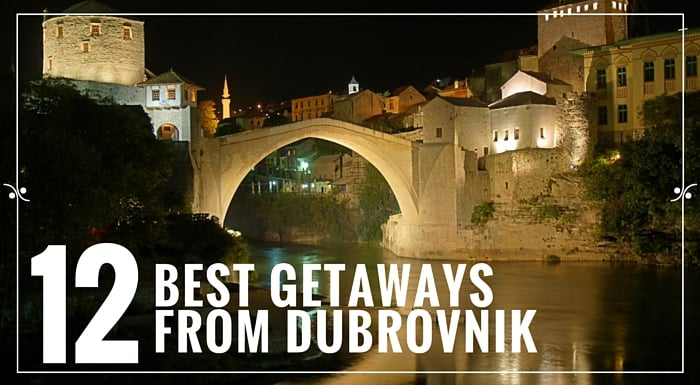Day Trips From Dubrovnik | Croatia Travel Guide