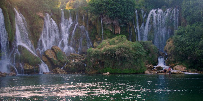 12 Great Day Trips From Dubrovnik | Kravica Waterfalls