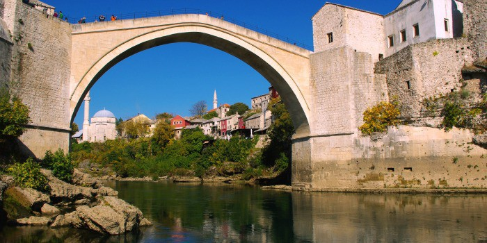 12 Great Day Trips From Dubrovnik | Mostar in Bosnia & Herzegovina