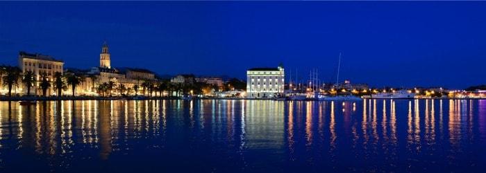 Choose a centrally located destination in Croatia