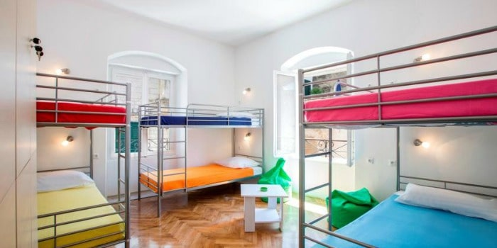 Best Hostels In Croatia |Hostel Downtown in Split