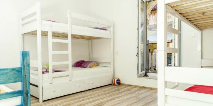 Best Hostels In Croatia |Hostel The White Rabbit in Hvar