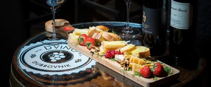 D'Vino Wine Bar Dubrovnik also serves yummy platters|Croatia Travel Guide & Blog