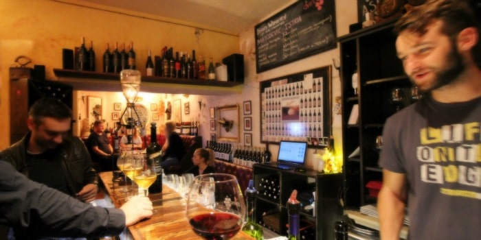 Great Atmosphere at the D'Vino Wine Bar In Dubrovnik |Croatia Travel Guide & Blog