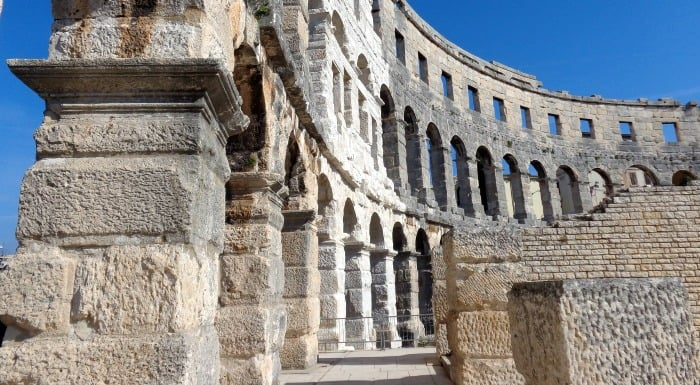 Reasons To Visit Istria Croatia |Arena in Pula