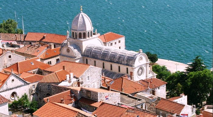 UNESCO World Heritage Sites In Croatia |The Cathedral of St. James in Sibenik