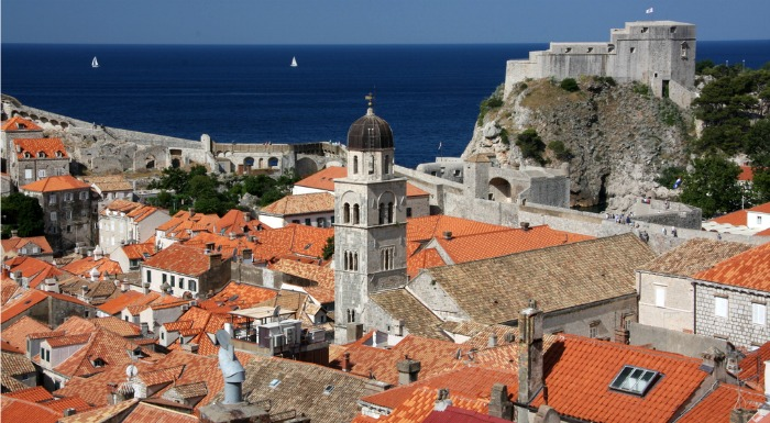 UNESCO World Heritage Sites In Croatia |Old City Dubrovnik