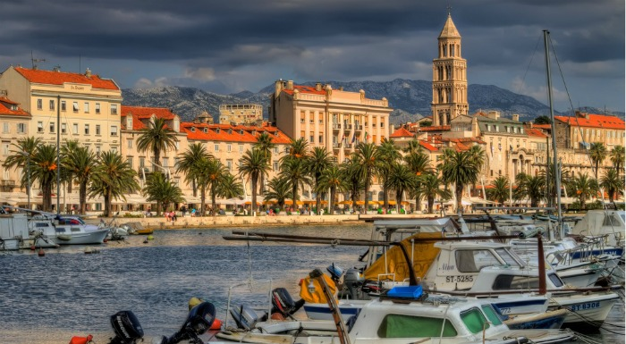 UNESCO World Heritage Sites In Croatia |Historical Complex of Split