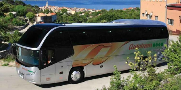 Getting Around Croatia By Bus |Croatia Travel Guide & Blog