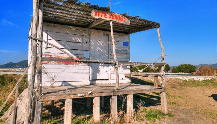 Panasonic Lumix GF7 Review |Neretva kite-surfing site in Croatia