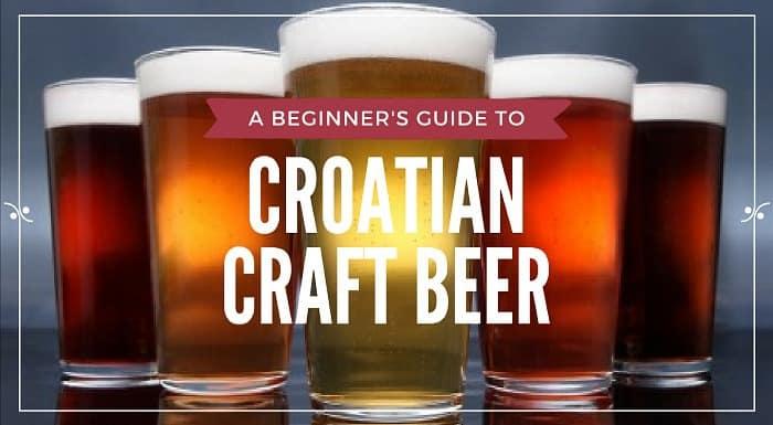 Croatia beer guide craft beer in croatia croatia travel for Guide to craft beer