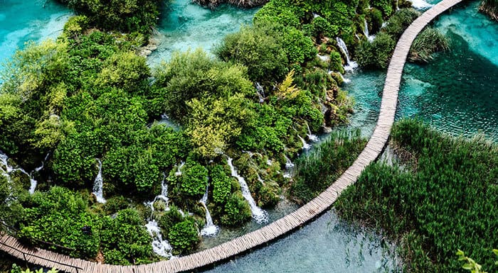 Things To Do In Split Croatia   Day Trip To Plitvice Lakes