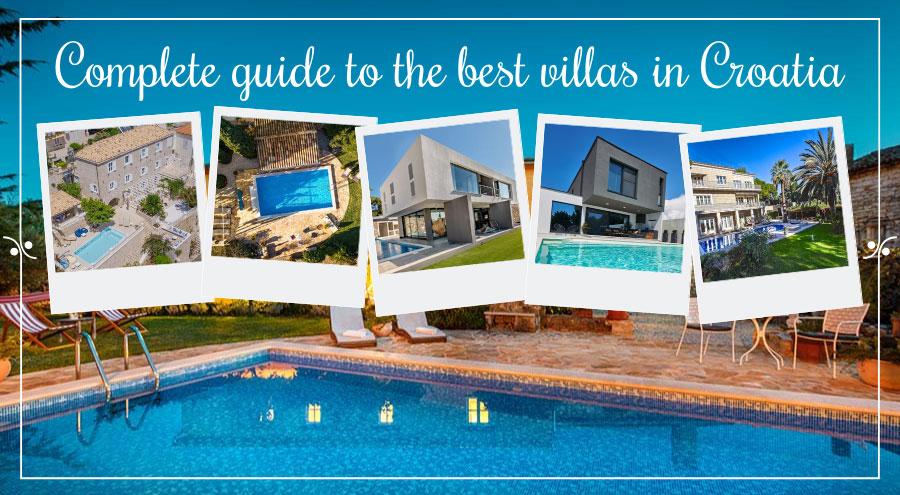 Best villas in Croatia