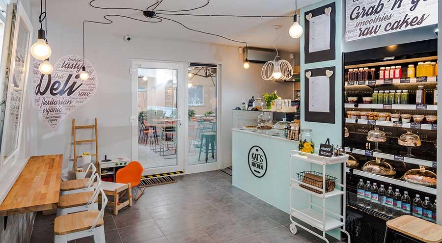 Kat's Kitchen Deli in Split Croatia
