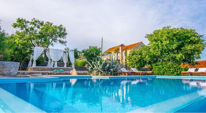 Villas In Croatia | Luxury Hvar Villas | Dvori Sv. Jurja
