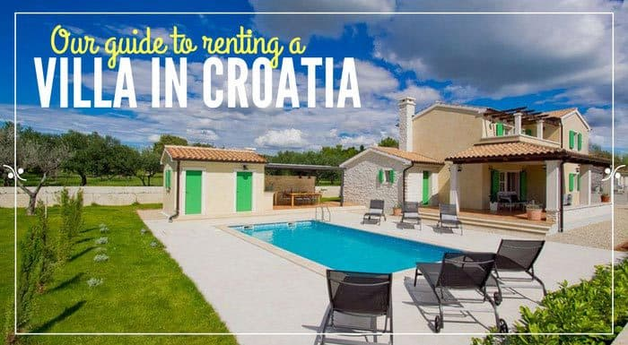 Villas In Croatia | Croatia Accommodation Guide