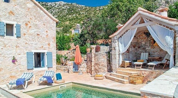 Villas In Croatia | Luxury Hvar Villas | House Del Mar Hvar