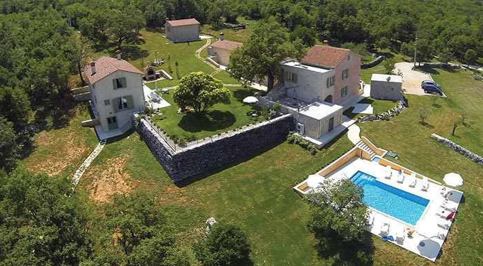 Villas In Croatia | Morchaki Country Resort & Spa