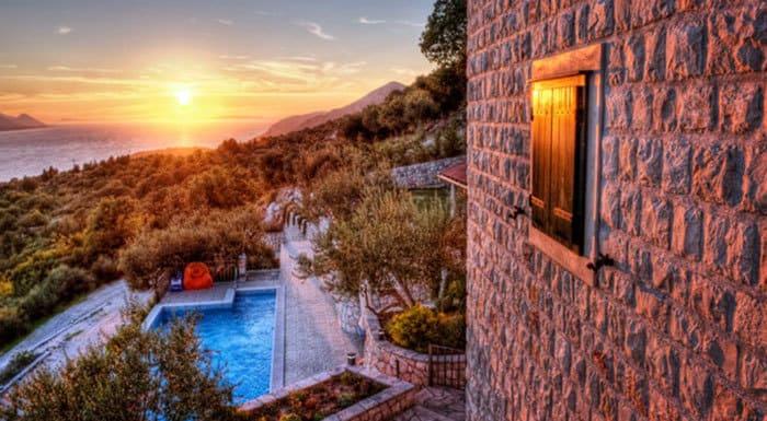 Villas In Croatia | Villas in Dalmatia | Villa Stolovi Komarna