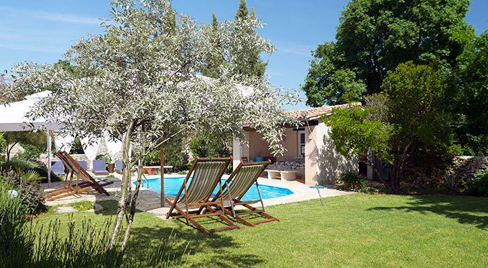 Lovely garden with swimming pool | Villas In Croatia
