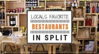 Where To East In Split | Locals Favorite Split restaurants