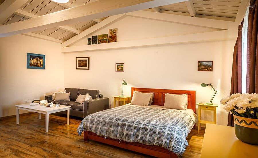 Villa in Istria | Villa Rupeni: First Floor Bedroom 2