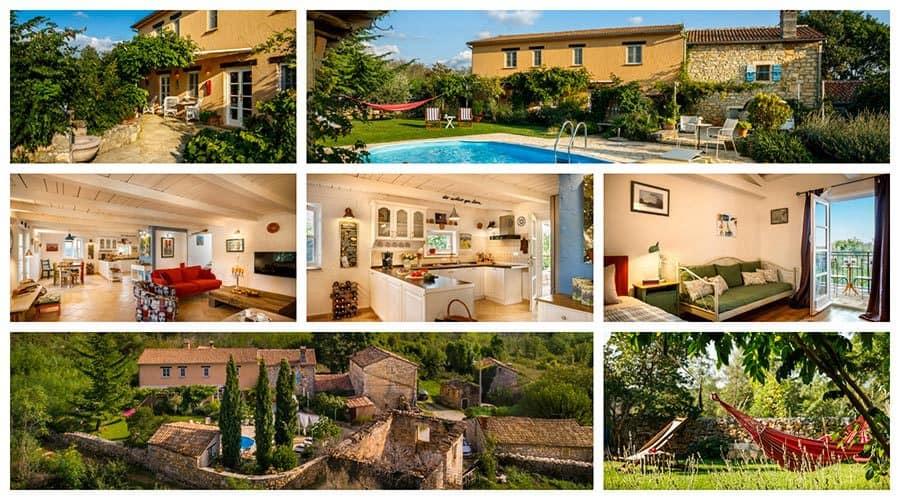 Villa in Istria | Villa Rupeni Istria
