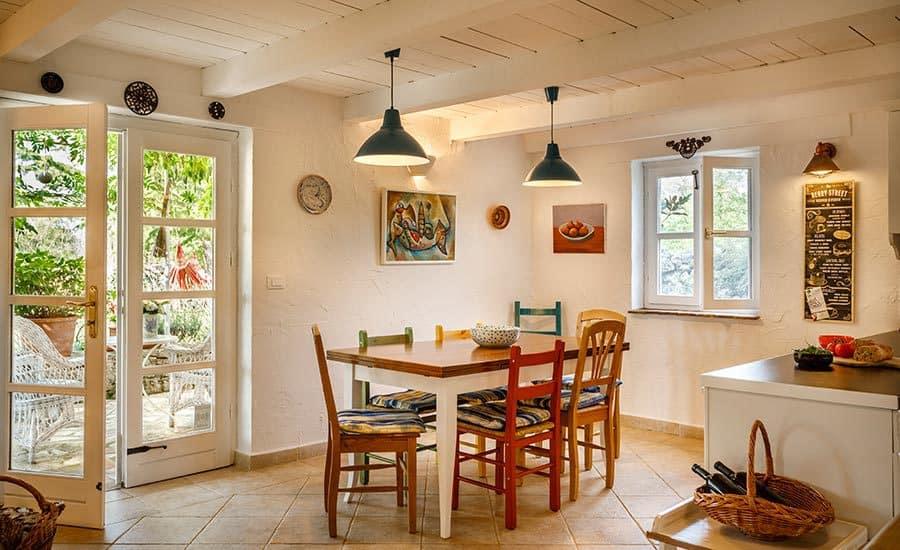 Villa in Istria | Villa Rupeni Istria: Dining Room