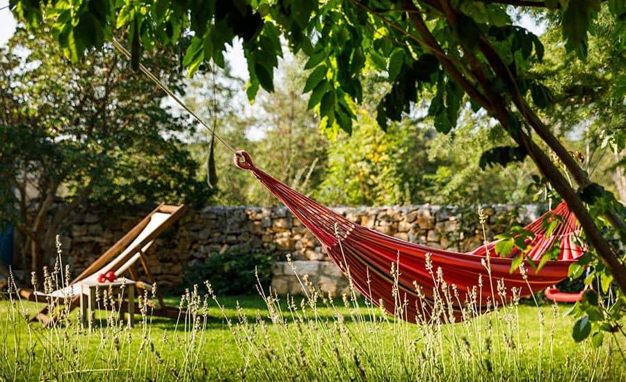 Villa in Istria | Villa Rupeni: Hammock Time