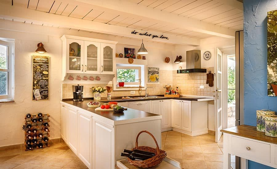 Villa in Istria | Villa Rupeni Istria: Fully-equipped Kitchen