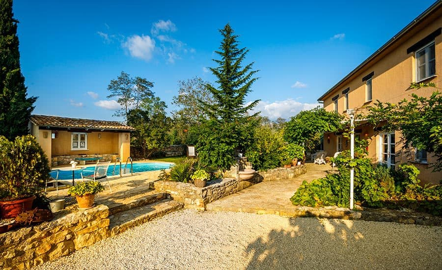 Villa in Istria | Villa Rupeni: Arrival