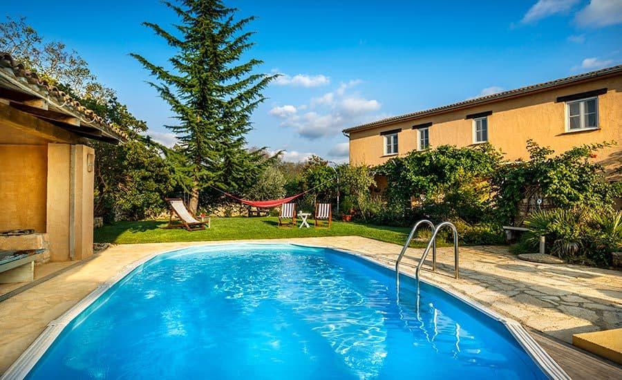 Villa in Istria | Villa Rupeni: Swimming Pool