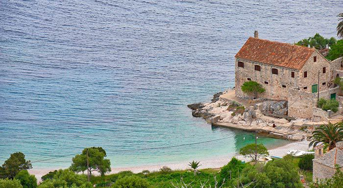 Hvar Island Beaches: Dubovica Bay | Hvar Island Travel Guide