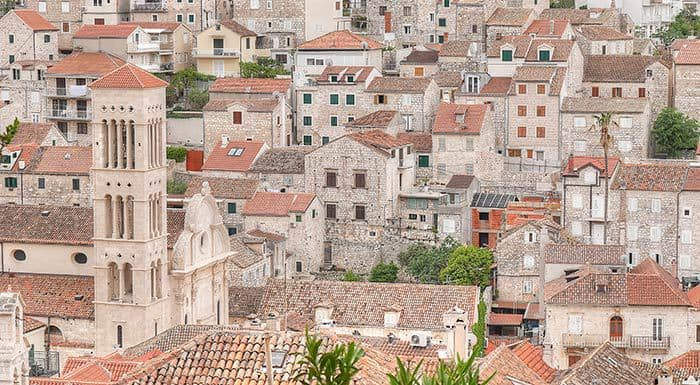 Old Town Hvar | Hvar Island Travel Guide