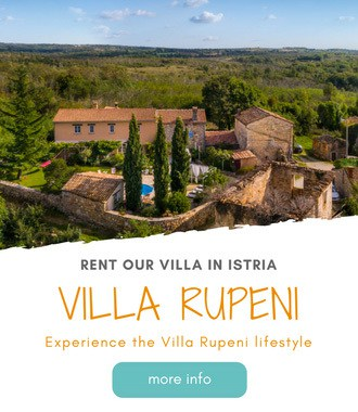 Villa Rental in Istria