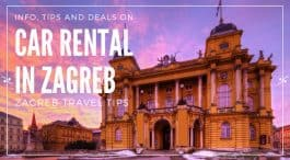 Car Rental Zagreb Croatia