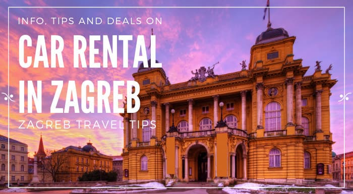 Car Rental Croatia Zagreb