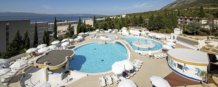 All inclusive Croatia|Bluesun Hotel Bonaca