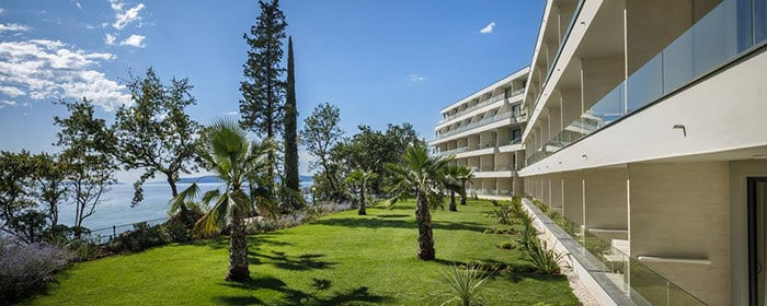 All inclusive Croatia|Remisens Hotel Giorgio II Opatija