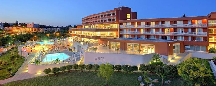 All inclusive Croatia|Laguna Albatros All Inclusive Porec