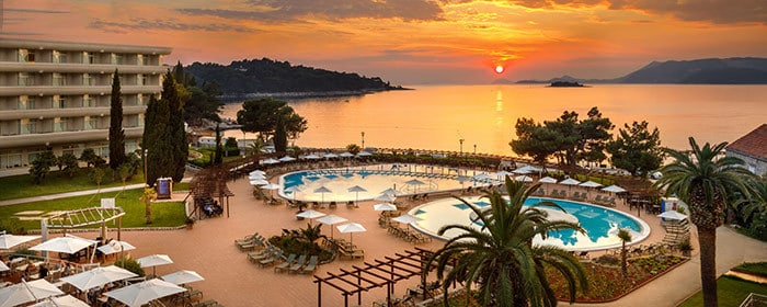 All inclusive Croatia|Remisens Albatros Cavtat