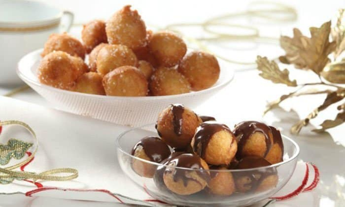 Popular Croatian desserts: Rozata