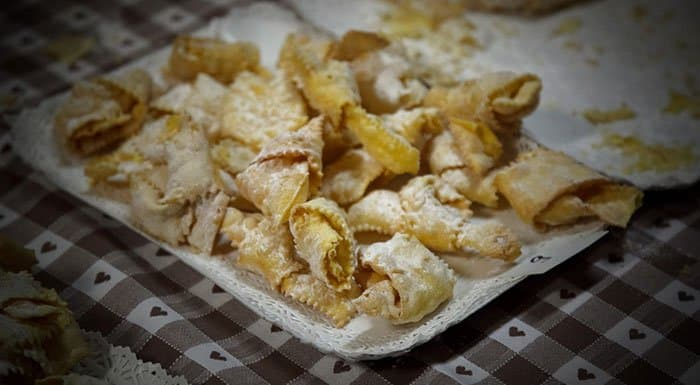 Popular Croatian desserts: Rozata | Photo credit: