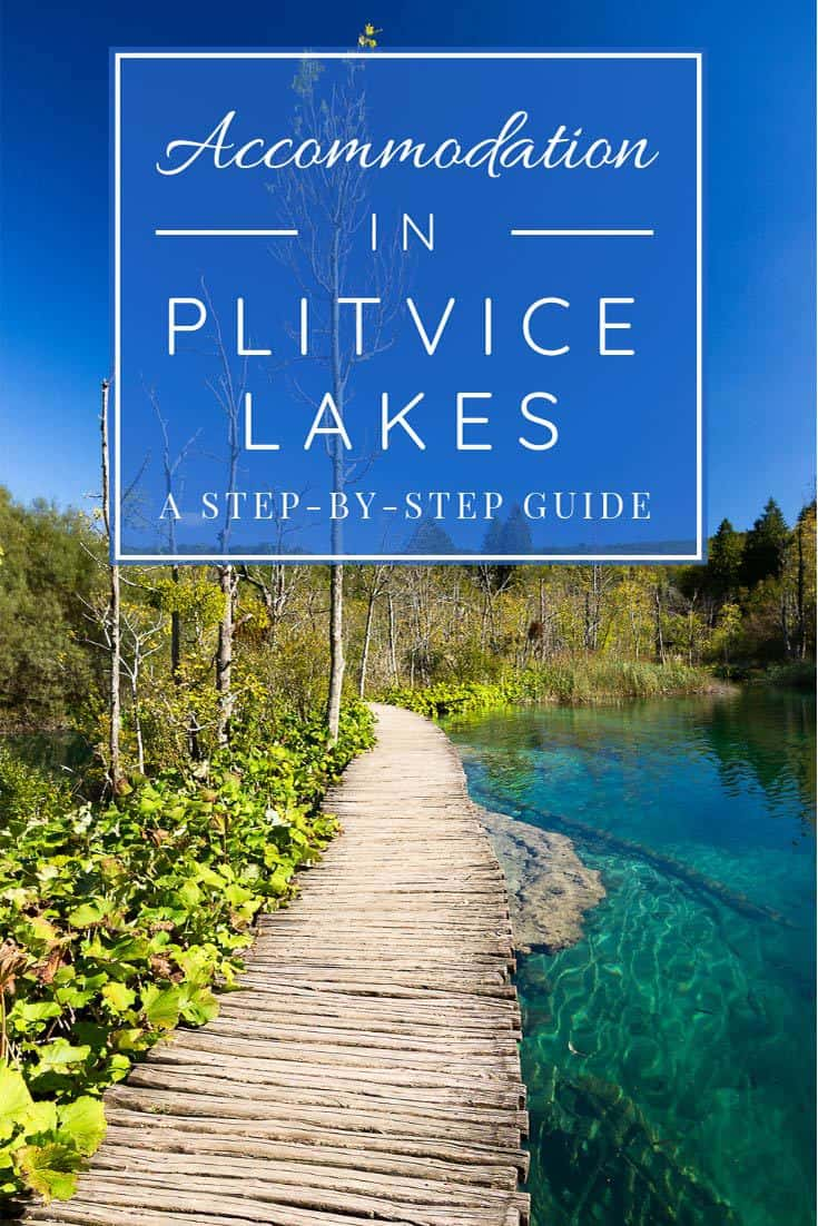Where to stay in Plitvice Lakes | Plitvice Lakes Accommodation