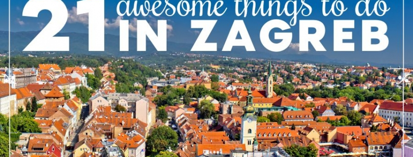 Things To Do In Zagreb |Zagreb Travel Blog