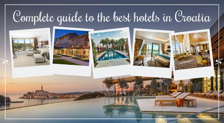 Best Hotels in Croatia, Illustration