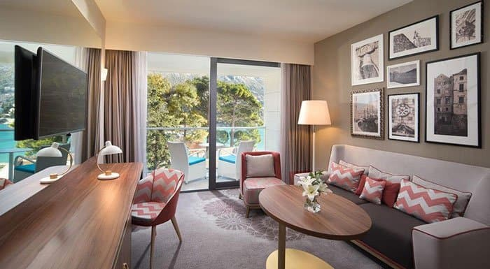 Five stars hotels in Dubrovnik|Hotel Sheraton Dubrovnik Riviera